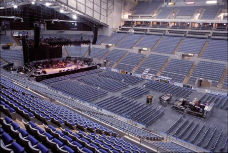 Scotty Moore Memorial Coliseum Ft Wayne In