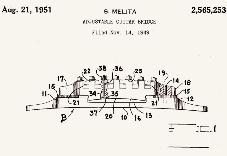 wonderful guitar bridge diagram photos