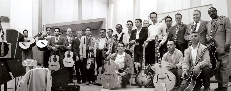 Scotty Moore - 50 Guitars and All That Jazz