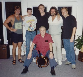 foto de Scotty Moore Mike Eldred and Big Blue