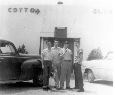 Scotty Moore - Fair Park Coliseum and the Cotton Club