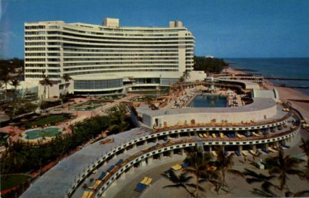 Scotty Moore Fontainebleau Hotel Miami Fl The Frank