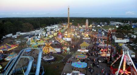 Midway Rides – Alabama National Fair  |Alabama Fair Rides