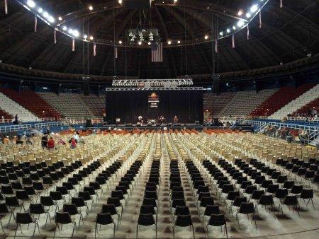 Scotty Moore Hirsch Memorial Coliseum Shreveport La