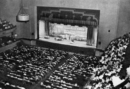Scotty Moore Municipal Memorial Auditorium Shreveport La
