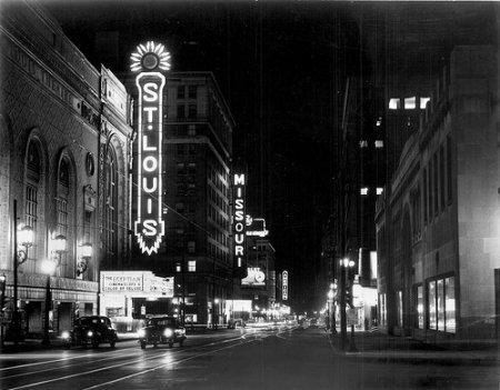 Scotty Moore Kiel Auditorium Amp The Missouri Theater St